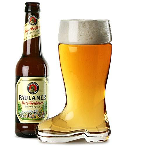 Glas Bier Boot 1 Pint - 0.5 Liter | Bierstiefel, Bier Glas