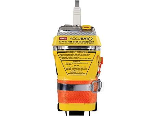 GME MT603G Leuchtfeuer Nautisches EPIRB mit GPS Manuelle und Automatische Aktivierung bei Kontakt mit Wasser