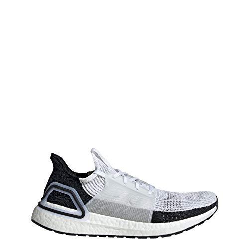 Adidas Ultra Boost, Zapatillas de Running por Hombre, Blanco (FtwrWhite/FtwrWhite/GreyTwo), 44 2/3 EU