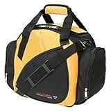 Columbia 300Classic–Custodia per palla da bowling singola, Unisex, Classic Series Single, Nero - nero/giallo