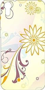 Go Hooked Designer HTC Desire 828 Designer Back Cover | HTC Desire 828 Printed Back Cover | Printed Soft Silicone Back Cover for HTC Desire 828