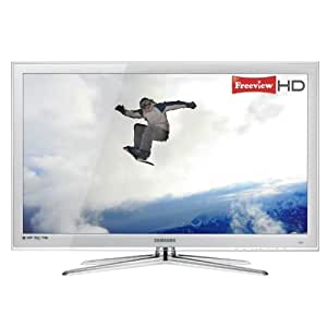 Samsung UE32C6510 32-inch Widescreen Full HD 1080p 100Hz Slim AllShare LED Internet Television with Freeview HD