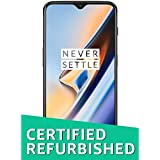 (CERTIFIED REFURBISHED) OnePlus 6T (Midnight Black, 8GB RAM, 128GB Storage)