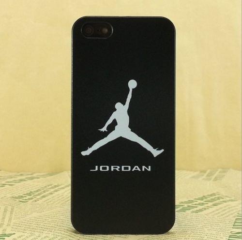 NEW AIR JORDAN BLACK LOGO JUMP SOFT PC CASE FOR APPLE IPHONE 7 Plus J9 J8