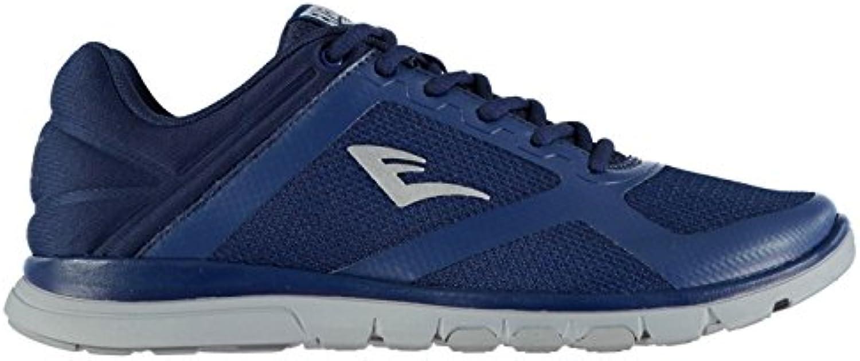 Original Schuhe Everlast Basic Flex Herren Turnschuhe Marineblau/Blau Sport Schuhe Sneakers