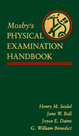 Mosby's Physical Examination Handbook by Henry M., M.D. Seidel (2003-10-01)