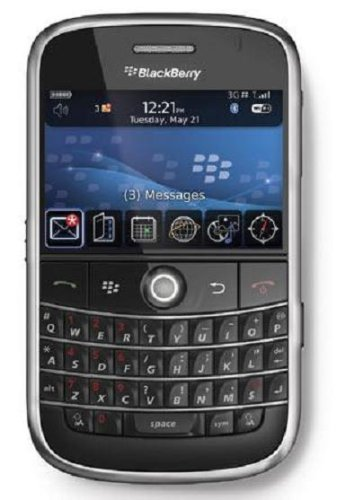 Blackberry Bold 9000 Cellulare (6,6 cm (2,6 pollici) Display, Bluetooth, Fotocamera da 2 Megapixel)
