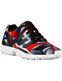 adidas Originals Zapato Heritage ZX Flux Multicolor S81650