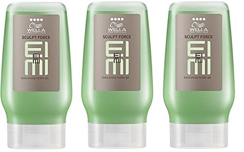 Wella Eimi Sculpt Force Flubber XXL 250ml 3er Pack (750 ml)