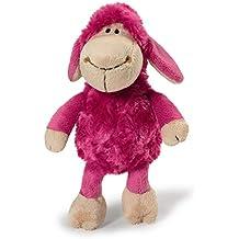 NICI - Oveja Jolly Mäh peluche, 20 cm, color rosa (39261)