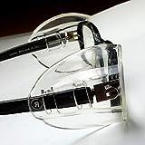 Seitenschutz universal aus flexiblem Kunststoff - Bruchsicher transparent 253-fx-0002