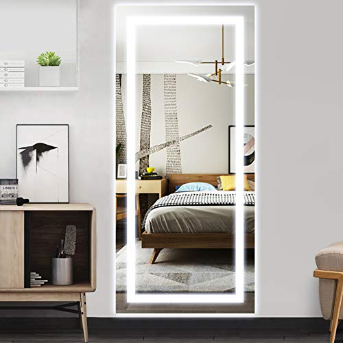 PHILWIN Espejo retroiluminado Grande 150 cm x 70 cm