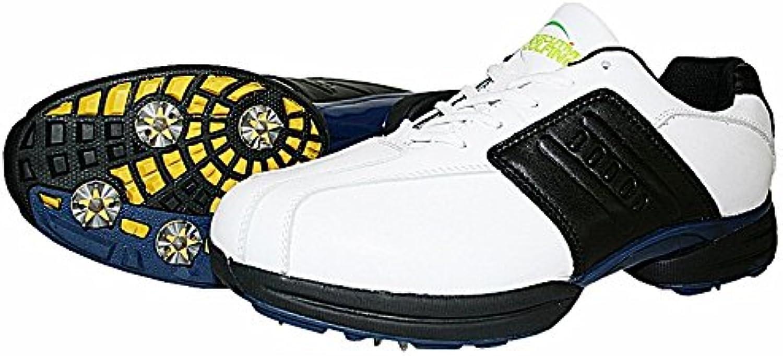 Golfschuhe von Executive Golfing  Material Kalbsleder
