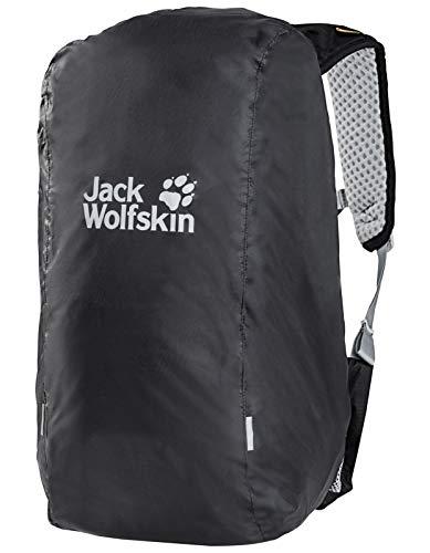 Jack Wolfskin Raincover 60-85L Schwarz, Rucksack-Zubehör, Größe 60-85l - Farbe Phantom
