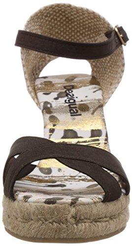 Desigual Donna Shoes_gold, 8010 Dorado, 36 sandali 8010