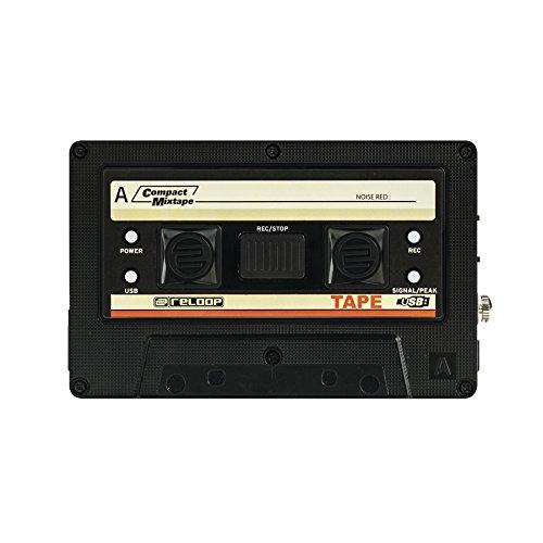 Reloop Tape Recorder Encoder zum digitalisieren von Schallplatten und für DJ (Dj-audio-recorder)