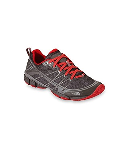 The North Face W Litewave Ampere, Chaussures Multisport Outdoor Femme Grigio (Zncgyhpt/Melnrd)