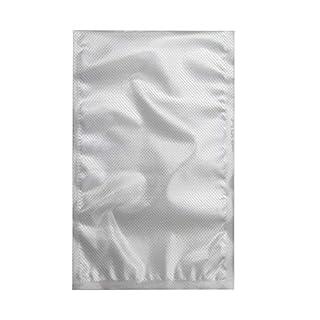 Allpax Einschweißfolie 25 x 40 cm, 100 Stück, extra dick mit Prägung Längere Frische für Lebensmittel. Für Sous Vide, Lebensmittel, Wertgegenstände und Kleinteile