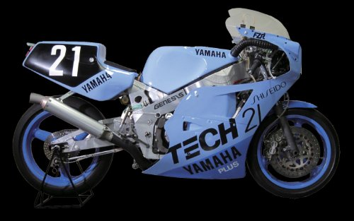 Preisvergleich Produktbild 1/12 Yamaha FZR750 '85 Tech 21, Shiseido Racing