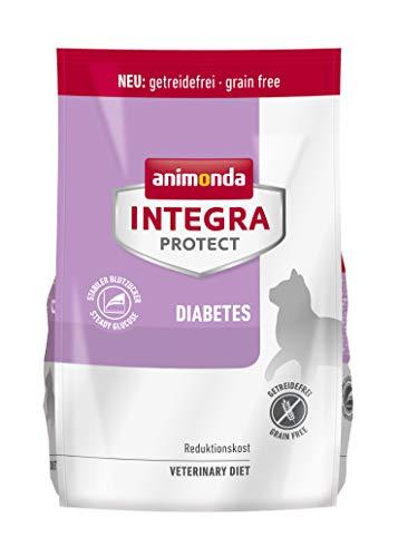 Animonda Integra Protect Le diabète secs Régime Doublure Croquettes pour Chat Le diabète Diabetes mellitus