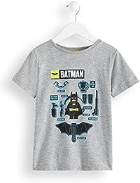 RED WAGON T-Shirt Lego Batman Bambino
