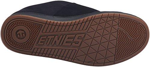 Etnies Kingpin, Chaussures de Skateboard Homme Bleu (Navy Navy Gum 464)