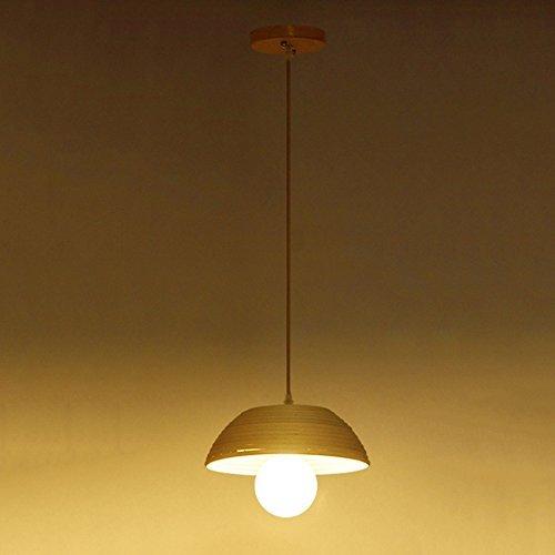 Knit Tee (ZLL Wohnzimmer-Deckenlampe, Rattan-Leuchter, Hand-Knit Lichter Südostasien-Art-Restaurant-Tee-Raum-Leuchter, Haushalts-Leuchter,12 cm)