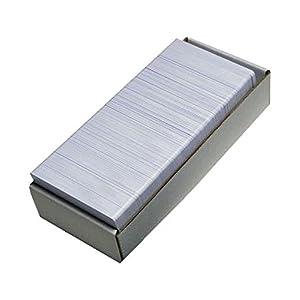 Kataria Plain White PVC ID Cards For Inkjet Printers - Set of 230 Cards