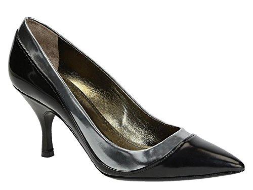 Chaussures à talon Lanvin en Cuir veau noir - Code modèle: AW5P1FMAGC7B Noir