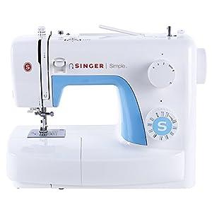 Máquina de coser Singer 3221 (21 programas)