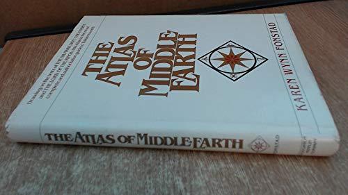 The Atlas of Middle-earth por Karen Wynn Fonstad