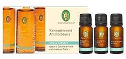 Primavera Kennenlernset Aroma Sauna 3x10ml