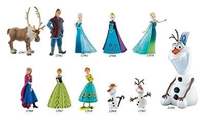 Figura Princesa Anna Frozen Disney de Bullyland Gmbh