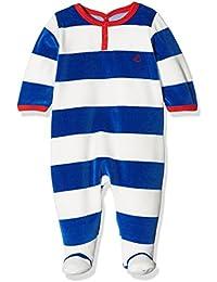 Petit Bateau Dors Bien sur/Lt 2552020, Pyjama Bébé Garçon