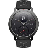 Withings Steel HR Sport - Montre connectée hybride multisport