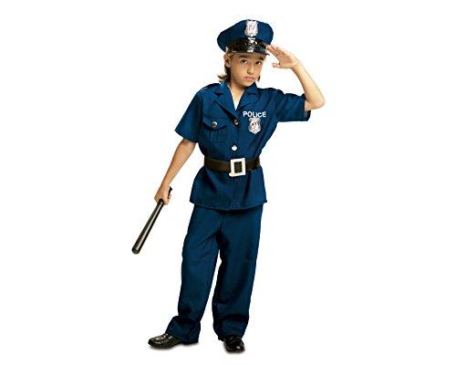 My Other Me Me - Disfraz de Policía para niño, talla 10-12 años (Viving Costumes MOM00935)