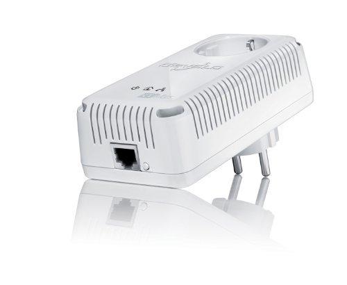Devolo dLAN 500 Avplus Netzwerk Adapter weiß
