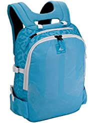 K2 mochila Junior Varsity Pack Girls, azules, 44,5 x 23,5 x 35,0 cm, 18 litros, 3051005,1,1,1