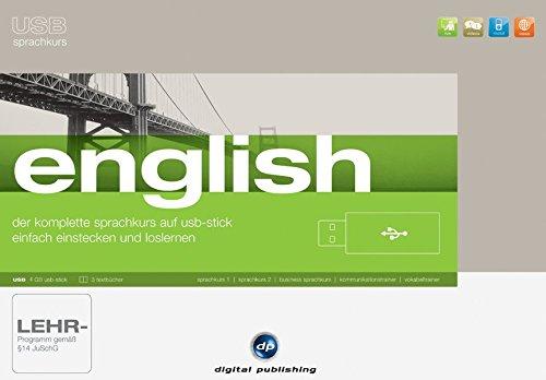 USB Sprachkurs English: Der komplette Englischkurs auf USB-Stick