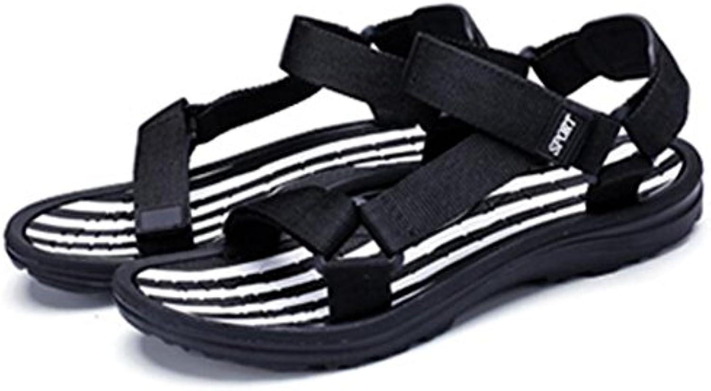 Sunny Sandalias Hombres Poliéster Temporada De Verano Casual Antideslizante Exterior Zapatos De Playa