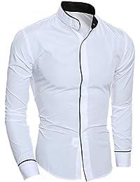 Nara Abbigliamento Amazon Camicie Uomo it Uomo zp57Xqan