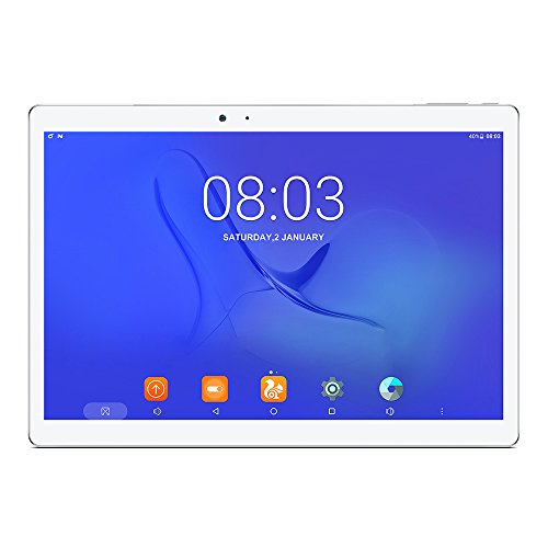 Teclast Master T10 10.1 inch Tablet PC with Android 7.0 MTK8176 Hexa Core 1.7GHz 4GB RAM 64GB ROM Fingerprint Sensor Dual WiFi OTG Cameras