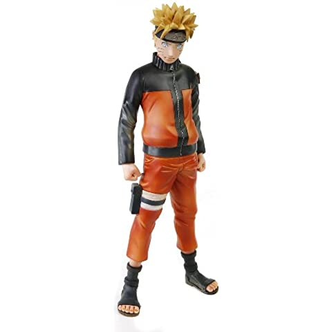 Banpresto - Figurine Naruto Masters Star Piece 25 cm