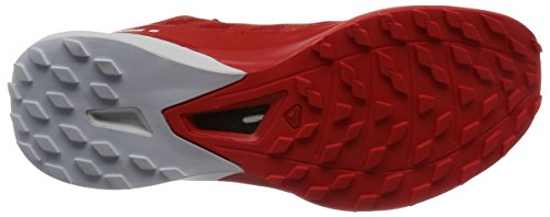 Salomon S-Lab Sense 6 Racing Red White White Rouge