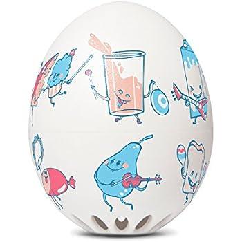 piepei rock die eieruhr macht rockmusik k chenf hig eier kochen wie ein star eierkocher mit. Black Bedroom Furniture Sets. Home Design Ideas