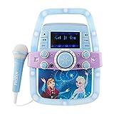 Disney - Frozen Karaoke Set - Anna Elsa Olaf - Microphone and Flashing