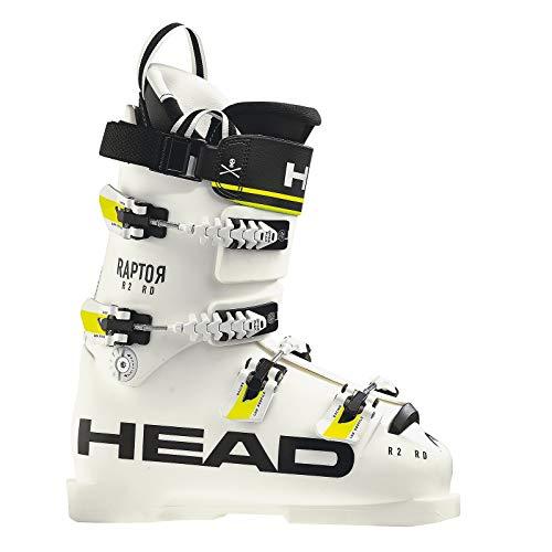 HEAD – Skischuhe Raptor R2 RD White – Herren – Weiß, weiß, 23.5