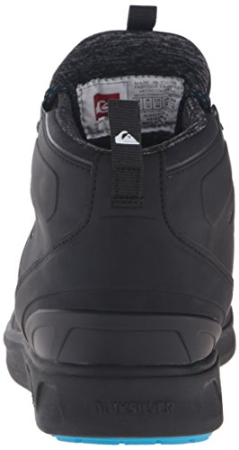 Quiksilver Patrol Mid Mid Top Chaussures Hommes Black/Black/White