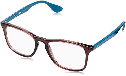 Ray-Ban Unisex-Erwachsene Brillengestell 0rx 7074 5735 52, Braun (Opal Brown)