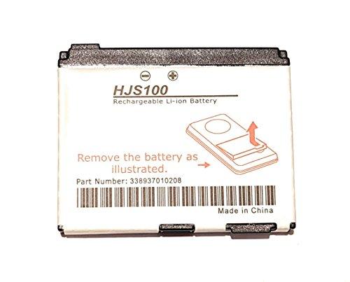 Original Mercedes Akku Batterie HJS100 für Becker MAP Pilot Navigations Modul -